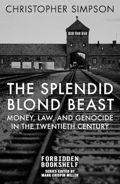 Buy The Splendid Blond Beast at Amazon