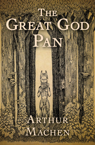 Buy The Great God Pan at Amazon
