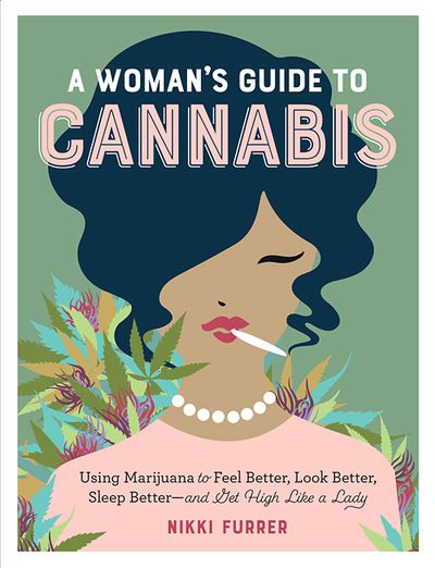 Buy A Woman's Guide To Cannabis at Amazon