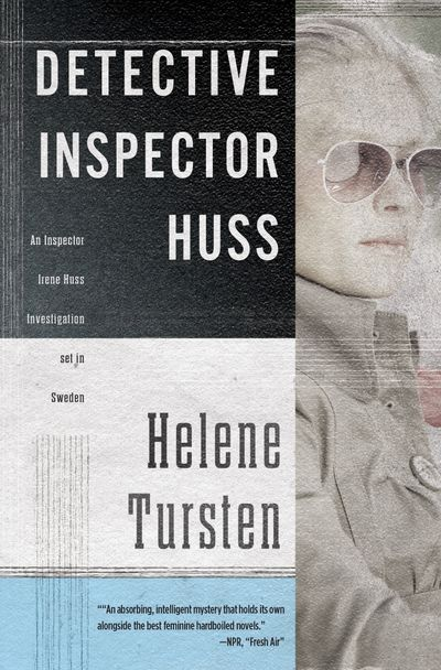 Buy Detective Inspector Huss at Amazon
