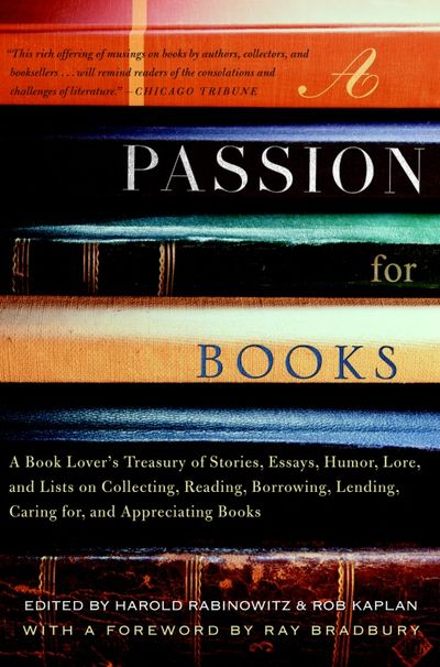 Buy A Passion for Books at Amazon