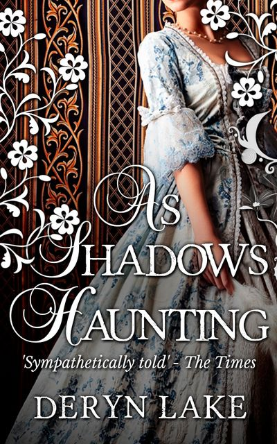 Buy As Shadows Haunting at Amazon