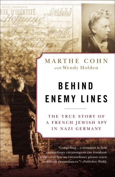Buy Behind Enemy Lines at Amazon