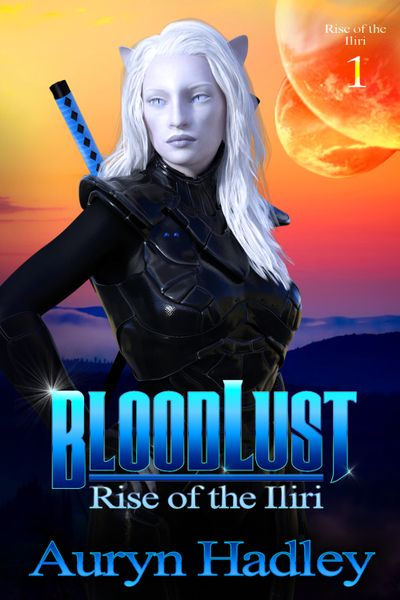 Buy Bloodlust: Rise of the Iliri at Amazon