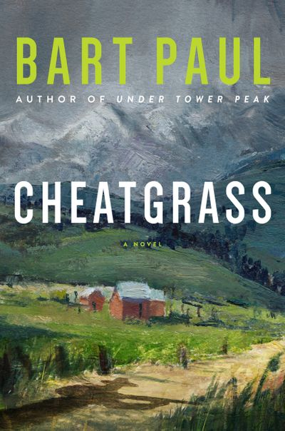 Buy Cheatgrass at Amazon