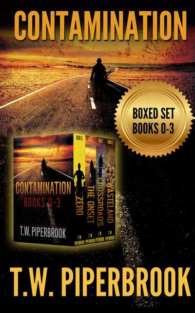 Buy Contamination Boxed Set (Books 0-3) at Amazon