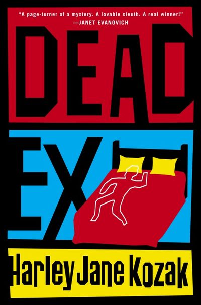 Buy Dead Ex at Amazon