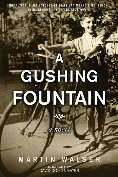 Buy A Gushing Fountain at Amazon