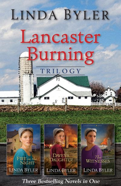 Buy Lancaster Burning Trilogy at Amazon