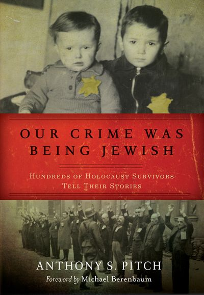 Buy Our Crime Was Being Jewish at Amazon