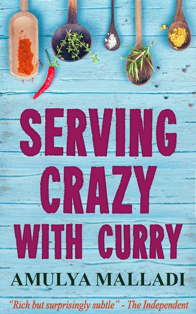 Buy Serving Crazy with Curry at Amazon