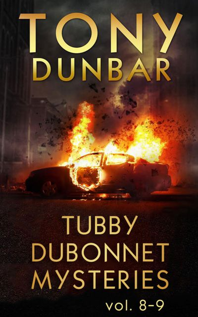 Buy Tubby Dubonnet Mysteries Vol. 8-9 at Amazon