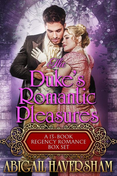 Buy The Duke's Romantic Pleasures at Amazon