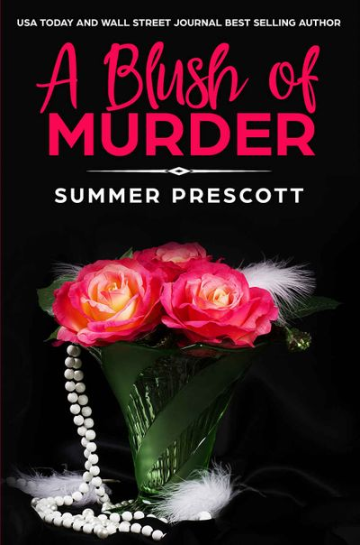 Buy A Blush of Murder at Amazon