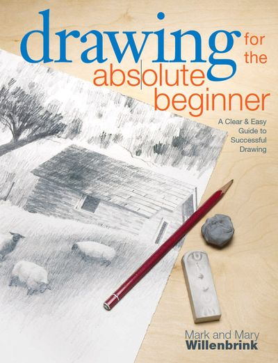 Buy Drawing for the Absolute Beginner at Amazon