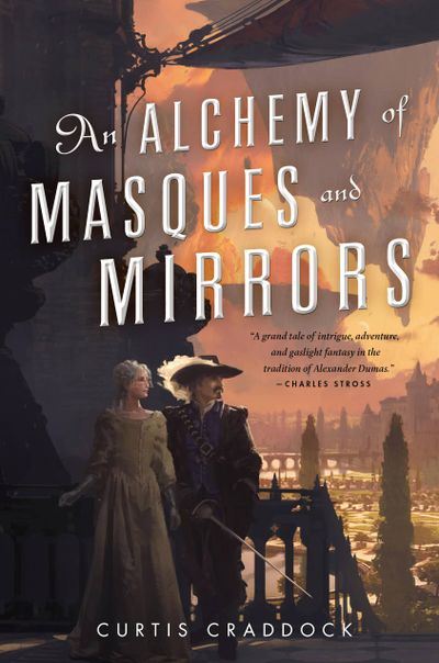 Buy An Alchemy of Masques and Mirrors at Amazon