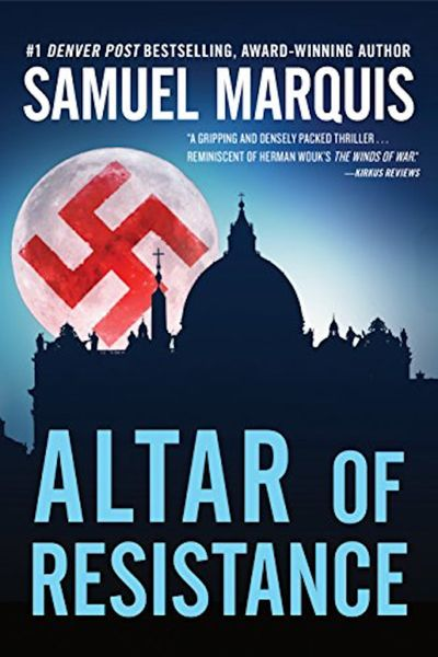 Buy Altar of Resistance at Amazon