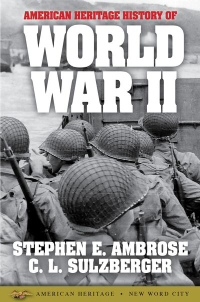 Buy American Heritage History of World War II at Amazon
