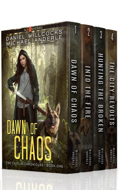 Buy The Caitlin Chronicles Boxed Set at Amazon