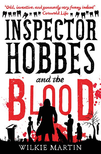 Buy Inspector Hobbes and the Blood at Amazon