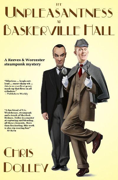 Buy The Unpleasantness at Baskerville Hall at Amazon
