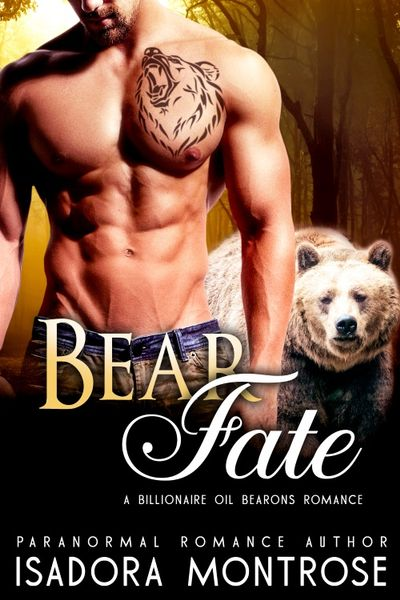 Buy Bear Fate at Amazon