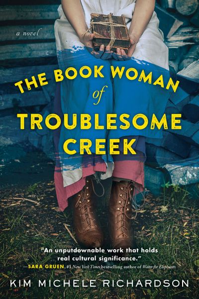Buy The Book Woman of Troublesome Creek at Amazon