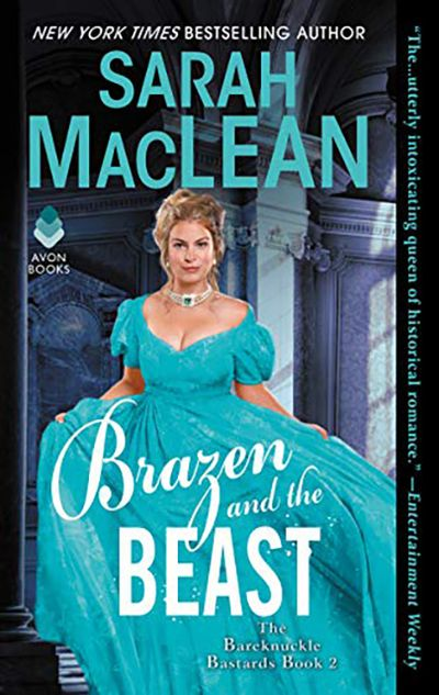 Buy Brazen and the Beast at Amazon