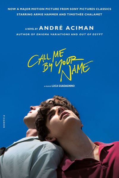 Buy Call Me by Your Name at Amazon
