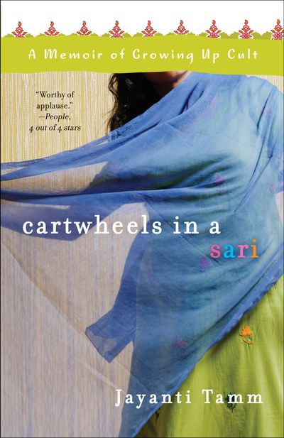 Buy Cartwheels in a Sari at Amazon