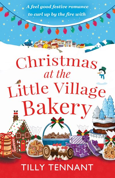 Buy Christmas at the Little Village Bakery at Amazon