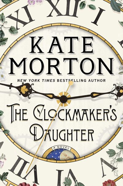 Buy The Clockmaker's Daughter at Amazon