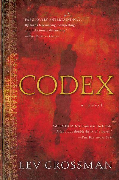 Buy Codex at Amazon
