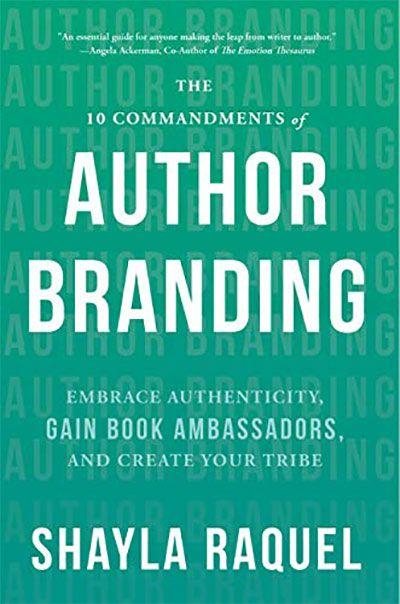 Buy The 10 Commandments of Author Branding at Amazon