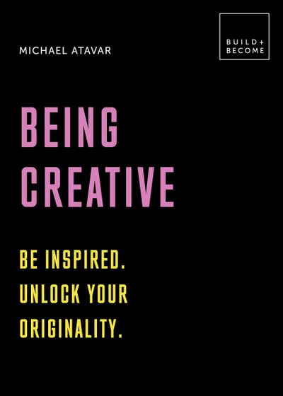 Buy Being Creative at Amazon