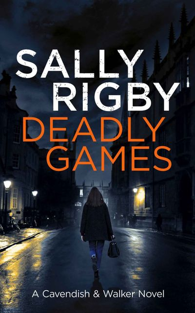 Buy Deadly Games at Amazon