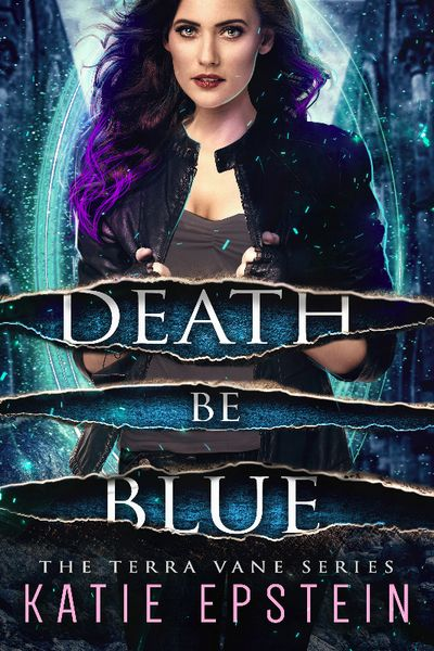Buy Death Be Blue at Amazon