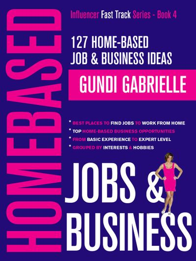 Buy 127 Home-Based Job & Business Ideas at Amazon