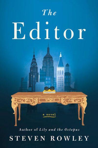 Buy The Editor at Amazon