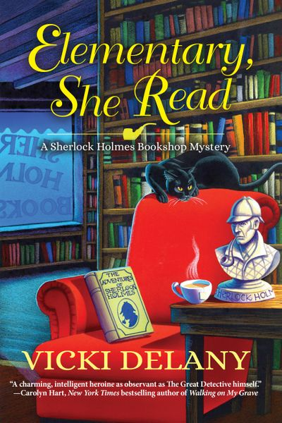 Buy Elementary, She Read at Amazon