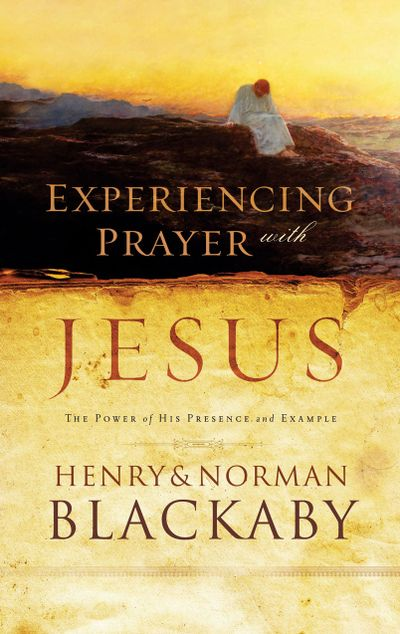 Buy Experiencing Prayer with Jesus at Amazon