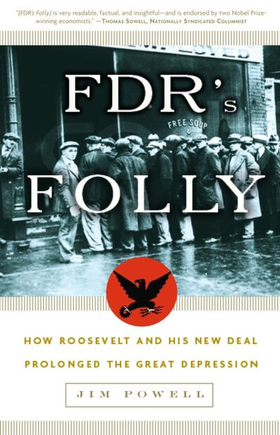 Buy FDR's Folly at Amazon