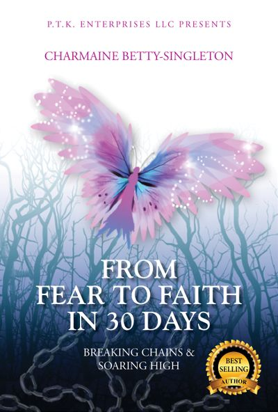 Buy From Fear to Faith in 30 Days at Amazon