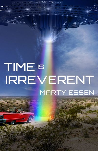 Buy Time Is Irreverent at Amazon