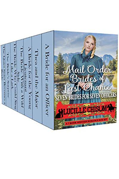 Buy The Mail Order Brides of Last Chance: Seven Brides for Seven Officers at Amazon