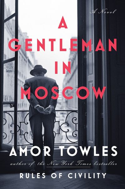 Buy A Gentleman in Moscow at Amazon