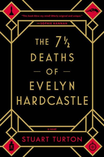 Buy The 7 1/2 Deaths of Evelyn Hardcastle at Amazon
