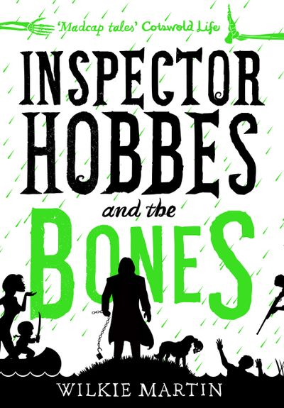 Buy Inspector Hobbes and the Bones at Amazon