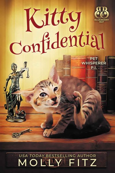 Buy Kitty Confidential at Amazon