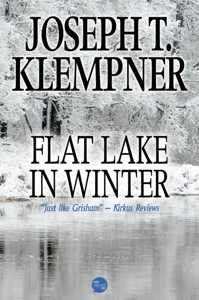 Buy Flat Lake in Winter at Amazon